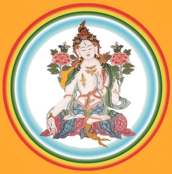 Weiße Tara